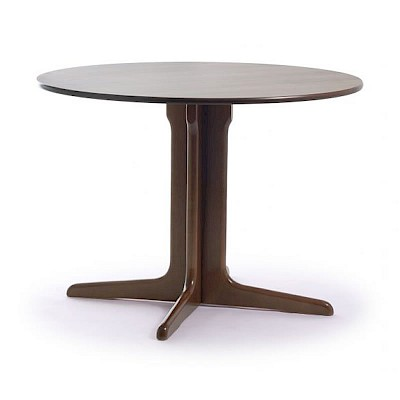 Circular Pedestal Table
