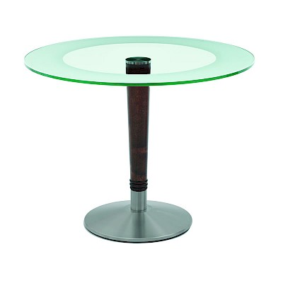 Harvey Pedestal Round Table
